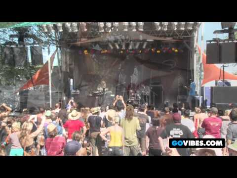 "Mates of State Perform ""Palomino"" at Gathering of the Vibes Music Festival 2012"