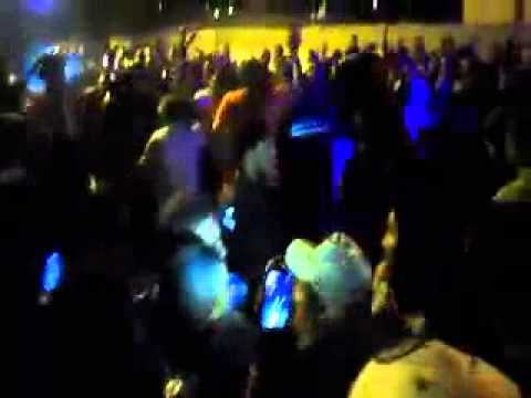image vidéo من أمام منزل السيد لطفي بن جدو بعد حصول الفاجعة في القصرين