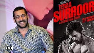 Salman Khan Movies, Salman Khan upcoming movies, latest bollywood movies, Teraa Surroor Film Trailer, himesh reshammiya