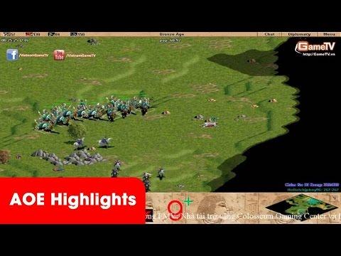 AOE Highlights, Vượt khó kinh điển của Chim Sẻ Đi Nắng