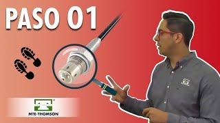 7 Pasos Sensor de Oxigeno – 01