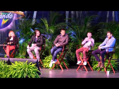 Acting Advice from 'Harry Potter' Cast at 'A Celebration of Harry Potter'