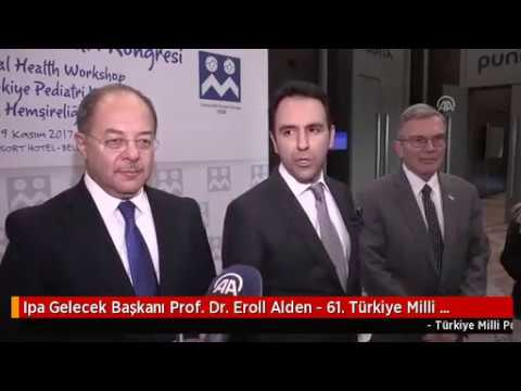 Sayın Kerem Hasanoğlu, Başbakan Yardımcısı Sayın Recep Akdağ, IPA  Gelecek Başkanı Sayın Prof. Dr. Eroll Alden,