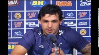 Cruzeiro tenta confirmar rea��o ante Palmeiras para se aproximar do tetra