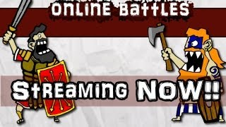 Streaming Now [LIVE] Rome 2 online battles