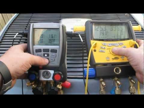 HVAC Tools - Testo 570 versus Fieldpiece Sman 3