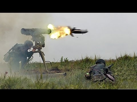 Russian Kornet Anti-Tank Missile: World's Most Powerful Anti-Tank Missile - Míssil Anti-Tanque