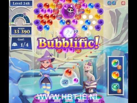 Bubble Witch Saga 2 level 248