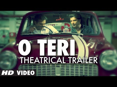 O Teri Theatrical Trailer | Pulkit Samrat, Sarah Jane Dias