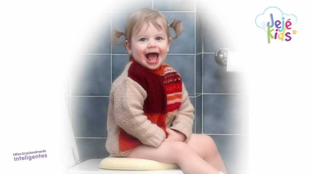 Baño Cancion Infantil:Pipí popó (canción para DEJAR EL PAÑAL) – YouTube