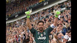 #UN1CO: Gianluigi Buffon says goodbye