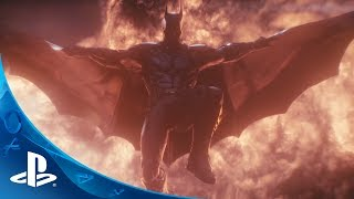 "Official Batman: Arkham Knight Announce Trailer ""Father"