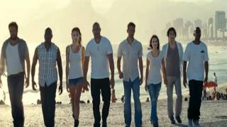 The Fast And The Furious (Music Video) Danza Kuduro [HD