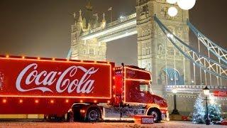 Coca-Cola Christmas Commercial 2014