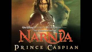 Prince Caspian Soundtrack ~ Prince Caspian Flees