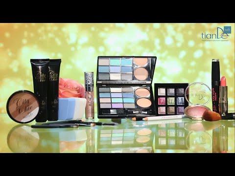 Видео косметика тианде