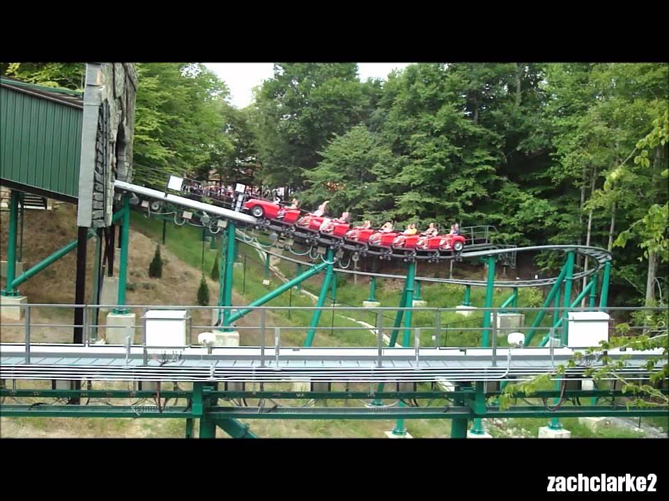 Busch Gardens Williamsburg Verbolten 2012 Hd Youtube