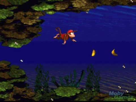 Donkey Kong Country - Underwater Music 1