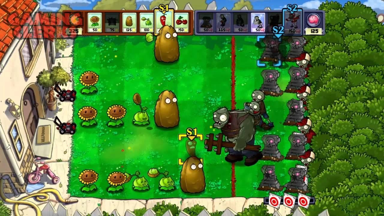 pflanzen gegen zombi