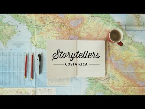 Storytellers: Costa Rica, powered by Contiki