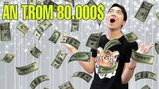 CrisDevilGamer ĂN TRỘM ĐƯỢC 80000$