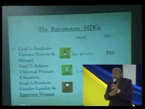 All Millennium Development Goals Surpassed: Dr. Rosalind Ambrose