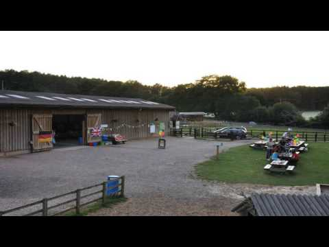 Bucklebury Farm Park Aldermaston South East England