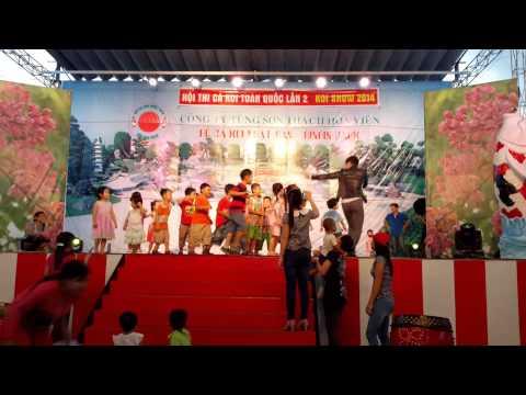 Con Bướm Xuân (Nhạc Hoa, Lời Việt: Như Mai) - Lê Huy ( Rinrin Park 2-9-14 )