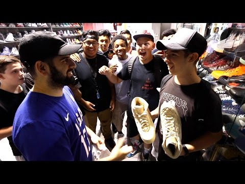 GIVING AWAY RARE JORDANS FOR FREE!!