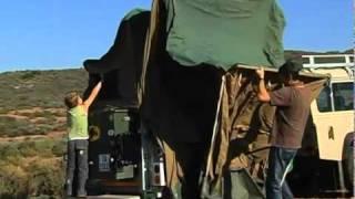 4x4 Camping Trailers Setup Trailer Part 1 Bushwakka