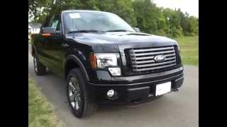 Sold.2012 FORD F-150 SUPERCREW FX4 4X4 WITH ROUSH EXHAUST