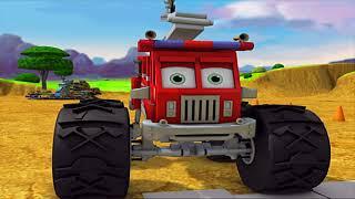 Meteor Monster Truck 4 - Oddychový čas