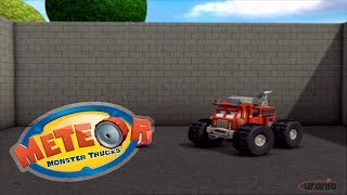 Meteor Monster Truck 4 - Oddechový čas