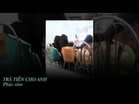 [RAP] Trả tiền cho anh - Cover by Phúc sino