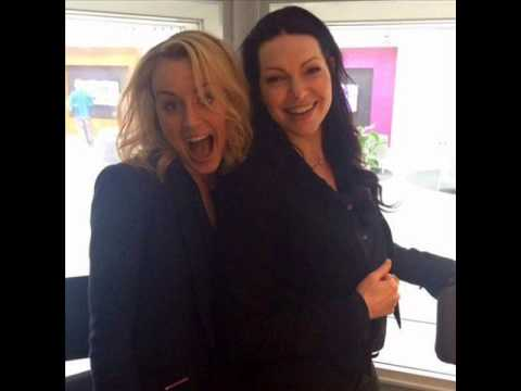 Laura Prepon & Taylor Schilling talk about Orange is the New Black