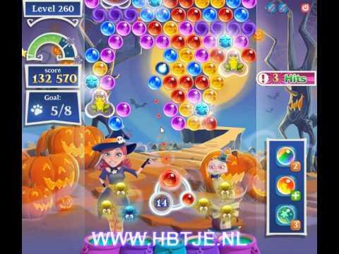 Bubble Witch Saga 2 level 260
