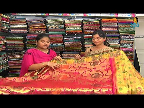 Pattu and Designer Sarees with Blouses