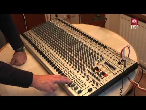 behringer sl3242fx pro part 1 overview youtube. Black Bedroom Furniture Sets. Home Design Ideas