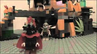 Lego Legends Of Chima Episode 12 Mystery Rider!