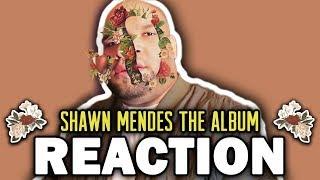 Shawn Mendes The Album   REACTION
