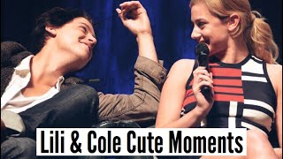 Lili Reinhart & Cole Sprouse | Cute Moments (Part 4)