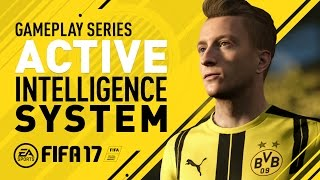 FIFA 17 - Active Intelligence System - Marco Reus Gameplay