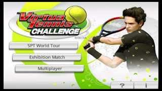 Virtua Tennis Challenge Apk + Data FULL DOWNLOAD For Free