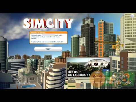 Two Saiyans Play: Sim City