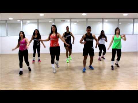 Mc Bola - Menina treinada (coreografia Cibelle Maia)