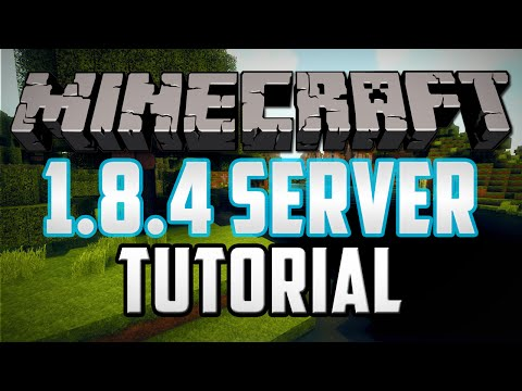 How To Make A Minecraft Server- 1.7.4 [2014 Version] In Under 5 Minutes [Tutorial]