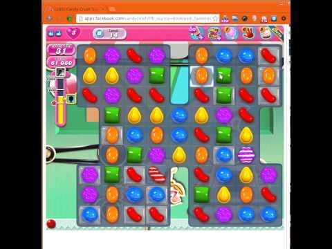 Candy Crush Saga Level 14