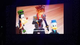 Kingdom Hearts 3 Trailer