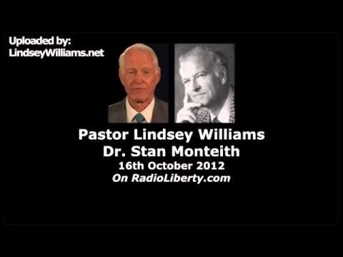 Pastor Lindsey Williams on Radio Liberty with Dr. Stan Monteith on