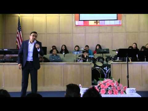 saya david lah sermon at mccdallas 12/29/2013